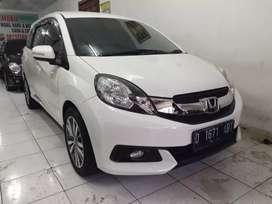 Honda mobilio e cvt 2014 bisa dp minim