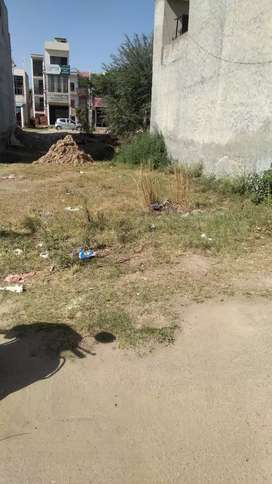 166 Sq yard plot near Air port road