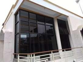 Kusen partisi kaca pintu jendela aluminium dll