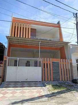 CROWN-Jual Rumah Baru siap Huni Kawasan Mulyosari Prima. Harga Menarik