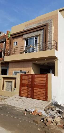 3 Marla Brand new house for sale in AL Kabir Town lahore phase 2