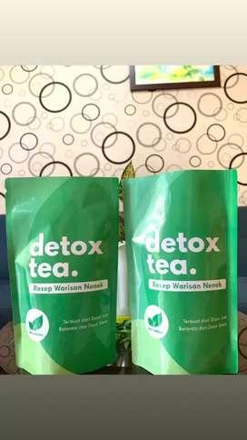 Detox tea teh pelangsing