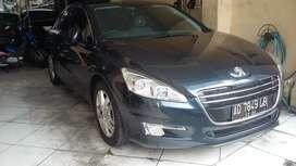 Peugeot 508 2011 istimewa