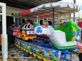 OKT odong 2 kereta panggung minicoaster kereta lantai