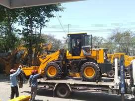 Wheel Loader Murah Tangguh Kuat Irit di Gorontalo Ready Stock