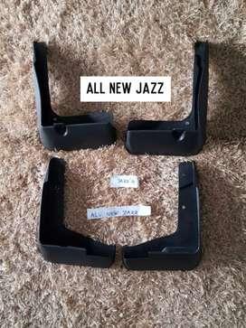 Minggu buka Kepet roda all new jazz hitam set
