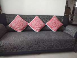 Sofa Set one 3 Seater and two 1 seater