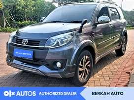 [OLX Autos] Toyota Rush 2015 S 1.5 Bensin A/T Abu-Abu #Berkah Auto