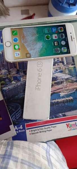 iPhone 6s. 64gb. Gold  bill box.
