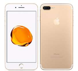 Iphone 7 Plus 128Gb Gold in Mind condition