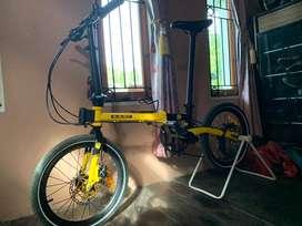 Sepeda Lipat Element Troy B2W 2020 10sp