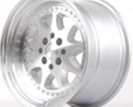 velg hsr wheel_Bavaria-JD9016-HSR-R16x8-9-H8x100-1143-ET30-25-Silve