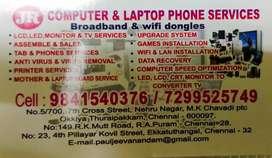 LAPTOP & COMPUTER SERVICE