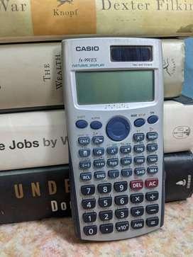 Casio scientific calculator - almost new