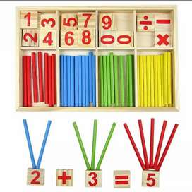 mainan anak belajar berhitung