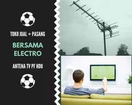 Specialist instalasi pasang signal antena tv digital