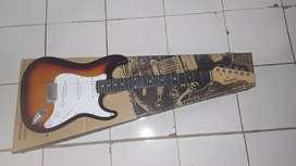 SCORPION MS100SB Sunburst (Guitar Original Merk China)