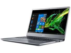 High speed New Acer Swift 3 Laptop , 10 months warranty for Rs 31,000/