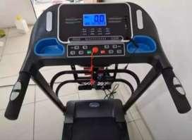 Treadmill elektrik TL 619 alat fitness total ZY212
