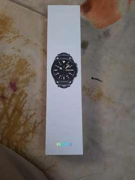 Samsung Galaxy Watch 3, 45 MM LTE. BEST price, Sealed piece wth Bill.