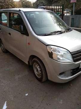 Maruti Suzuki Wagon R LXi BS-III, 2011, Petrol