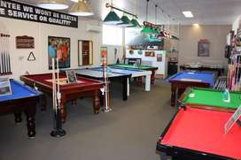 SNOOKER and Pool Manufacturer Best Price Guaranteed + Brand new