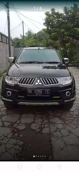 Mitsubishi pajero sport gls limited