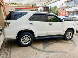 Toyota Fortuner G VNT matic diesel 2013