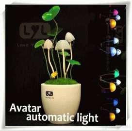 Lampu Avatar Pot