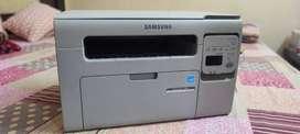 All in one Laser-jet printer Samsung laser printer