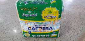 Camera Diaper Pamper Royal Top Ten Saudi 54,48,42 LEBo Soni Gold
