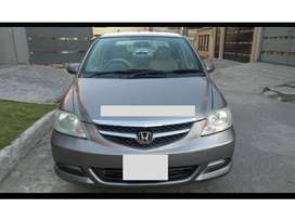 HONDA CITY 2007 ON EASY INSTALLMENT IN CORPORATE