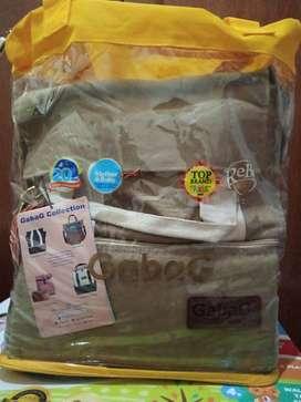 Gabag Cooler Bag cream