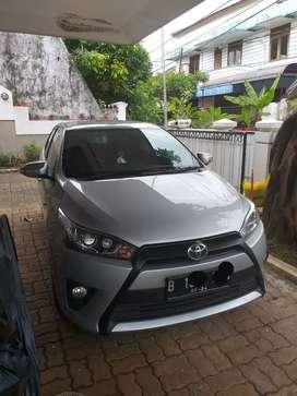 Toyota Yaris G AT