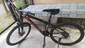 Sepeda MTB/ Sepeda gunung bekas masih mulus