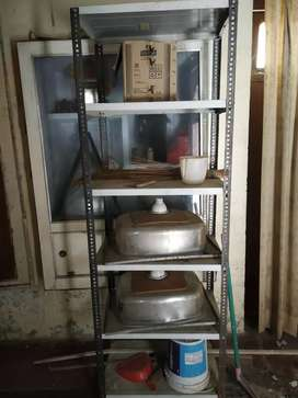 Water tank , rack and kitchen shanks biklul new