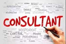 Need consultants