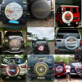 Cover/Sarung Ban serep/Ecosport/Rush/CRV-Vitara/taruna/Now Mari di ord