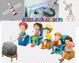 Workshop Pasang Baru Antena Tv Dan Instalasi