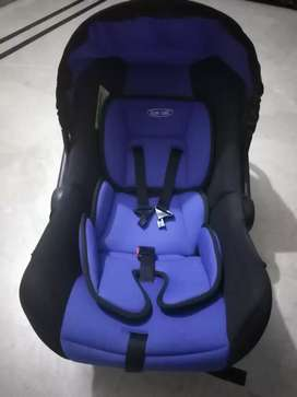 Carry cot + car seat