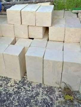 Batu pondasi bangunan kumbong Tuban murah bukan bataringan hebel pres