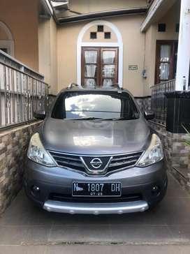 Nissan Livina x-gear 2 baris