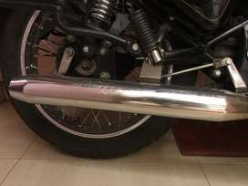 Mw exhaust - Royal Enfield