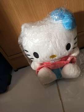 Boneka mickey dan kitty