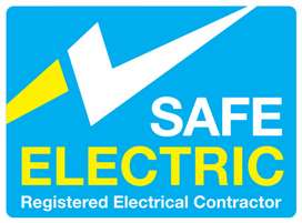 Electrical and plumbing work