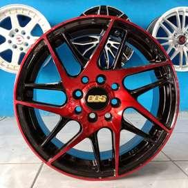 BBS F1 R15x6.5/pcd 8x100.114.3 Avanza Xenia Brio Yaris Vios