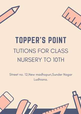 TOPPER'S POINT