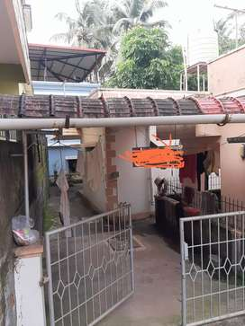 3.6 cents land with 2bhk house for sale at BEJAI (KAPIKAD)rate:-44lacs