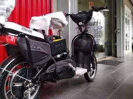 SELIS hornett / moped / sepeda listrik (promo)