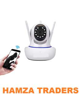 WiFi Camera  2 Way Audio Communication Mini Ptz Control 1 Year Warrany